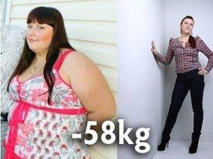 Результаты диеты Борменталя