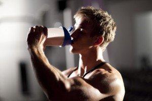 Казеиновый протеин перед сном