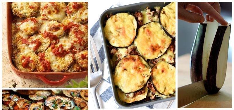 Баклажаны в духовке: пошаговые рецепты с фото