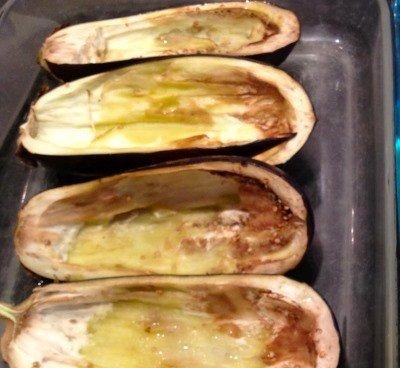 Запекаем баклажаны в духовке