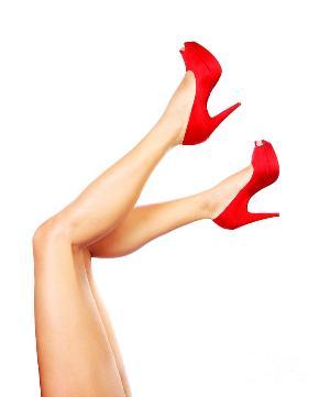 Красивые ноги - это реально