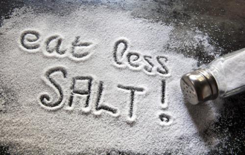 Ешьте меньше соли