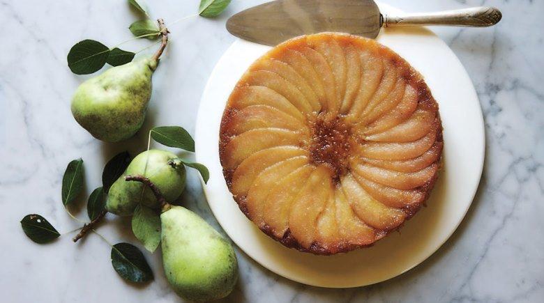 Грушевый пирог — 3 лучших рецепта с фото