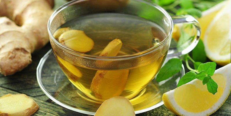 Имбирный чай — польза и рецепты