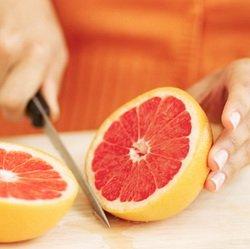 Разгрузочный день на грейпфрутах
