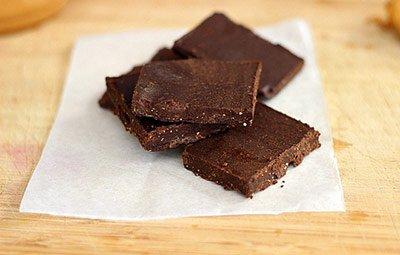 Шоколад из кэроба - рецепт с фото