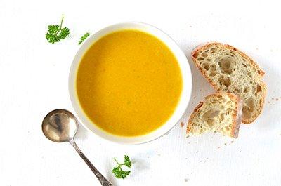 Суп-пюре из тыквы - приготовить вкусно и быстро