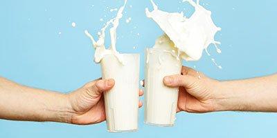 Молочно-овощная диета