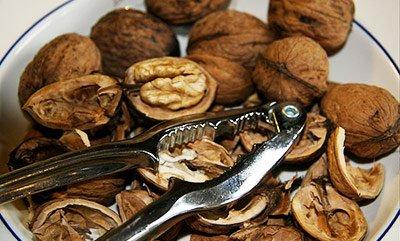 Как выбрать орехи в скорлупе