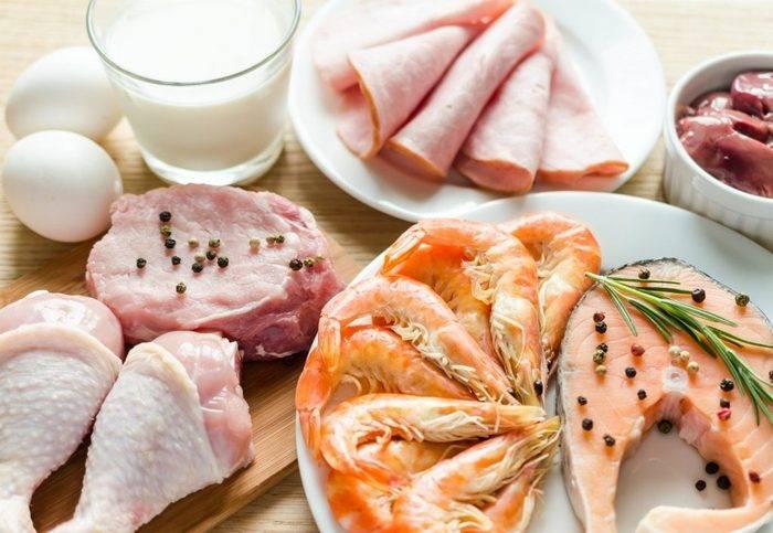 белковая диета мясо