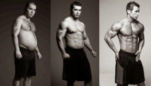 Тело после фитнеса