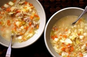 Боннский суп - диета