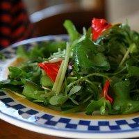 Салат из звездчатки