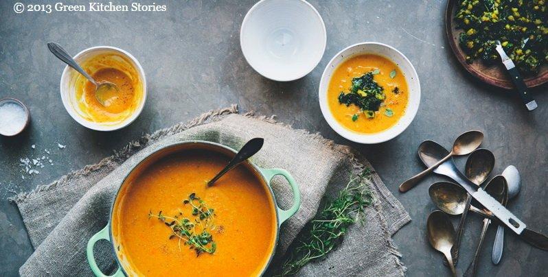 Суп из чечевицы — рецепты с фото