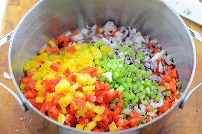 Готовим постный суп из фасоли