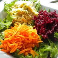 Разгрузочный день с салатом Щетка