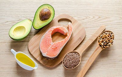 Жиры в сбалансированном питании