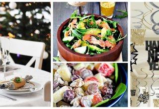 Салаты на Новый год 2016 — рецепты с фото