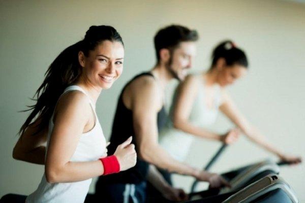 тренеровки на беговой дорожке