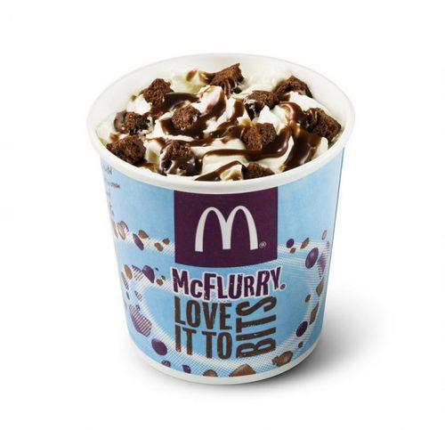 Мороженое Макфлури