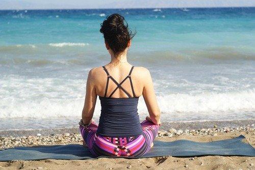 йога - способ избавиться от стресса
