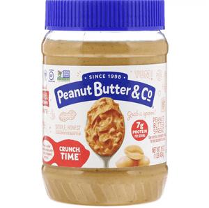 Спред из арахисового масла Peanut Butter Co., Crunch Time